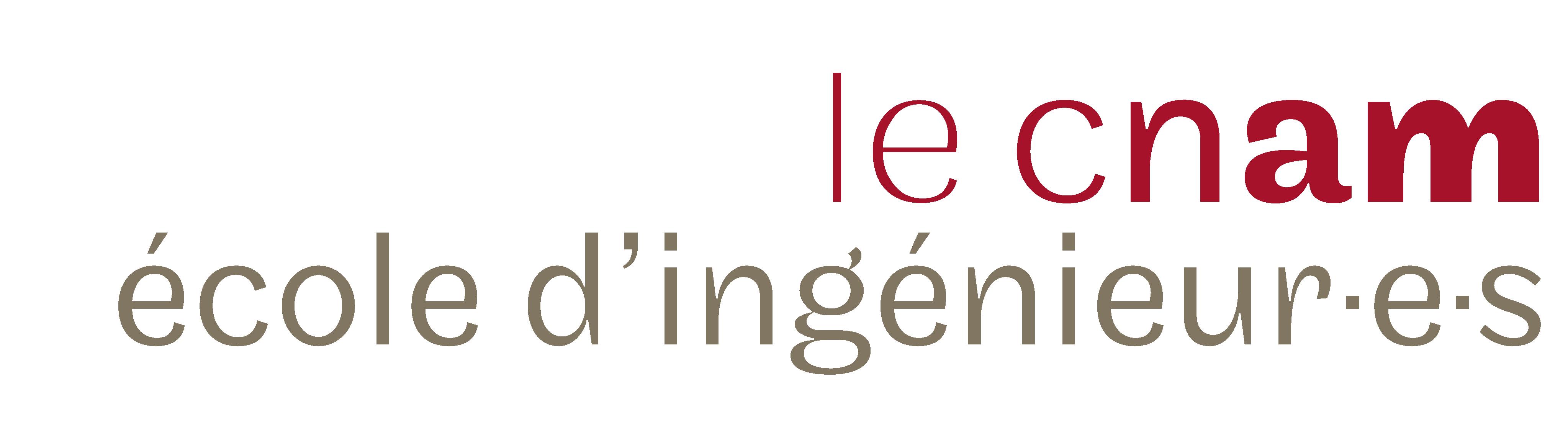 Logo Cnam école d'ingénieurs