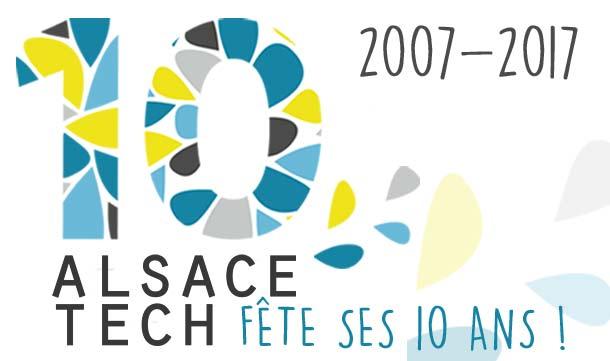 Alsace Tech fête ses 10 ans