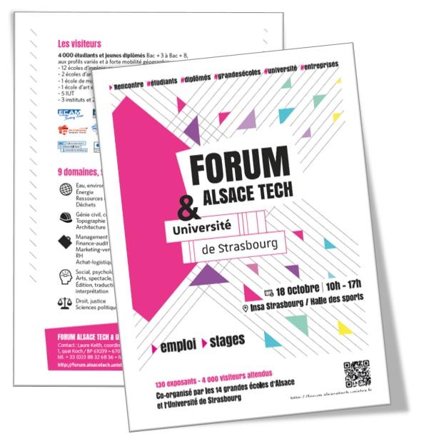 d u00e9pliant entreprise du forum 2018