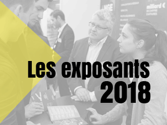 Liste des exposants 2018